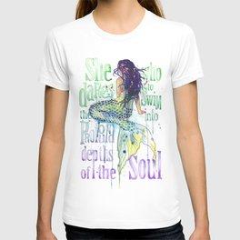 Mermaid : Profound Depths T-shirt