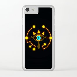ZELDA- BREATH of the WILD Clear iPhone Case