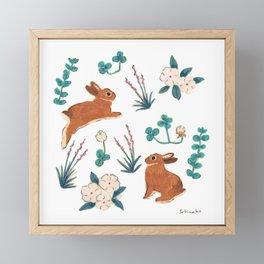 Favorite Flowers Framed Mini Art Print