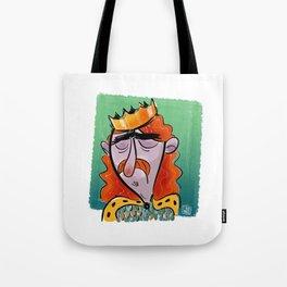 Fallen King Tote Bag