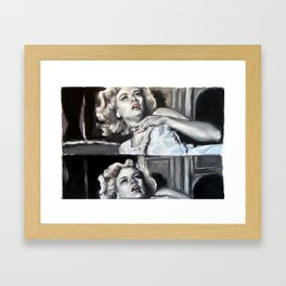 DialM Framed Art Print