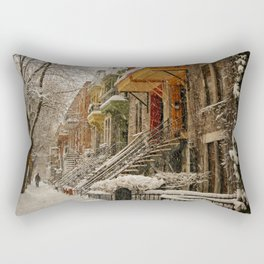 The Great Silence Rectangular Pillow