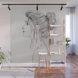 Wonderlust  Wall Mural
