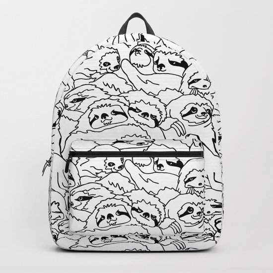 Oh Sloth Backpack