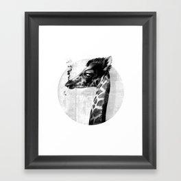 GRACE Framed Art Print