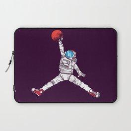 space dunk (purple ver.) Laptop Sleeve