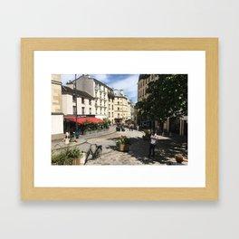 Paris, France Framed Art Print