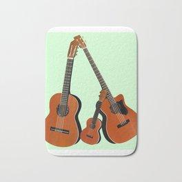 Acoustic instruments Bath Mat