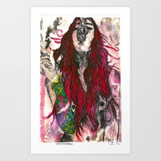 Heartbreaker Art Print