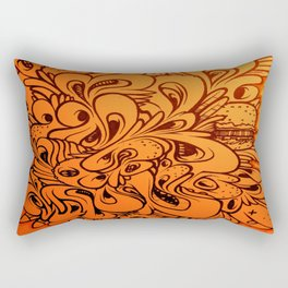 BlackBook Rectangular Pillow