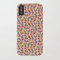 BP 68 Abstract Pebbles iPhone X Slim Case