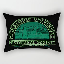 Miskatonic Historical Society Rectangular Pillow