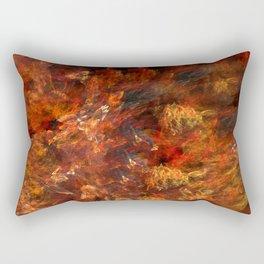 In fire Rectangular Pillow