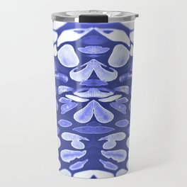 Winter is Coming, Cold Blue Winter Nights Are Coming Travel Mug