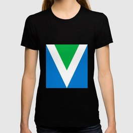 Official Vegan Flag T-shirt