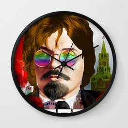 John Lenin Wall Clock