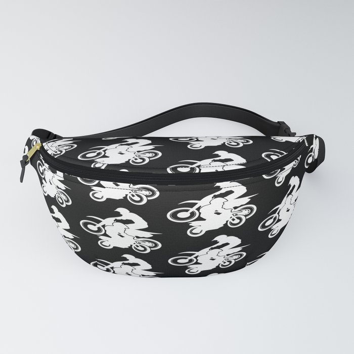 Motocross Dirt Bikes Off-road Motorcycle Racing Fanny Pack