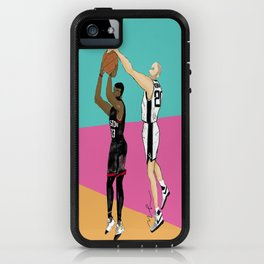 Manu Ginobili iPhone Case
