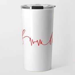 Self love Travel Mug