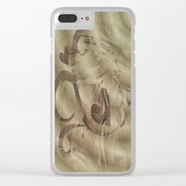 Audhumla Clear iPhone Case