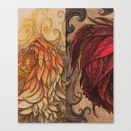 The Beast - 04 Canvas Print