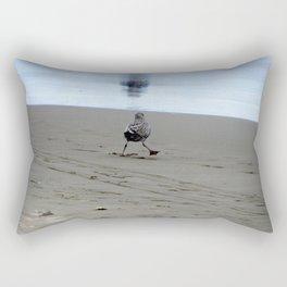 Solo Tango Rectangular Pillow