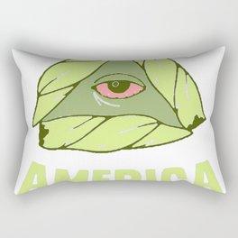 BAKE UP AMERICA T-SHIRT Rectangular Pillow