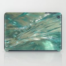 Glass Wave iPad Case