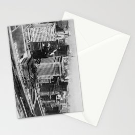 Michigan Avenue in Chicago (1911)  Stationery Cards