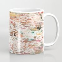 minerals Mugs featuring Mystic Minerals 2 by Caroline Sansone