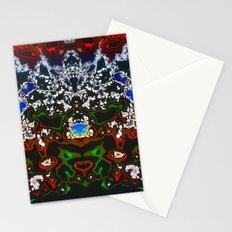 An Elaborate Headdress Stationery Cards