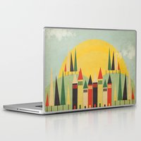 rushmore Laptop & iPad Skins featuring Rushmore by Kayla Cole