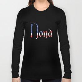Nona Long Sleeve T-shirt