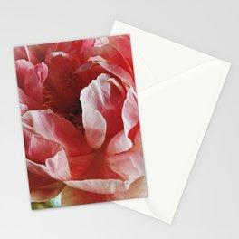 Peach Peony II Stationery Cards