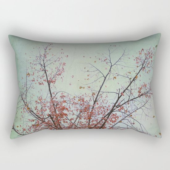 Nature has arms for those who need a hug Rectangular Pillow