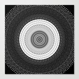 Brain Failure Canvas Print