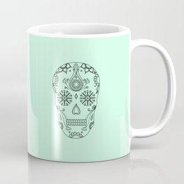 Sugar skull Coffee Mug