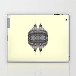 Baroque hipster ufo Laptop & iPad Skin