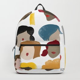 Harry the Hairdresser Backpack