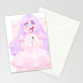 Milky Teeth Stationery Cards