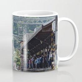 Kamakura Enoden Coffee Mug