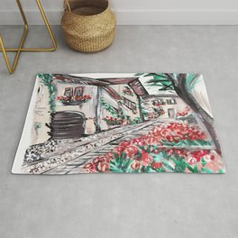 Streets of Italy Rug
