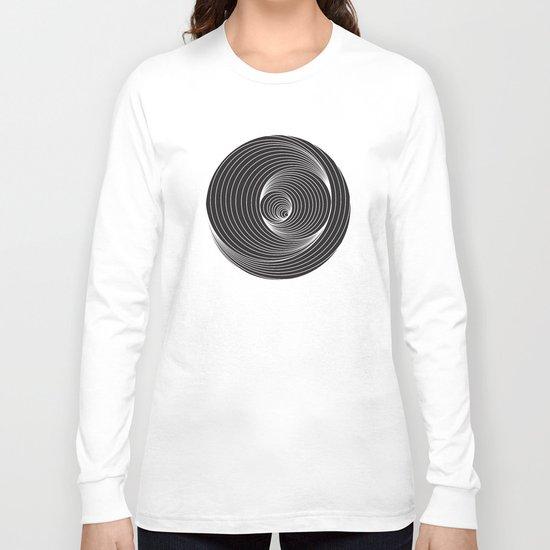 Black Hole - Big Long Sleeve T-shirt