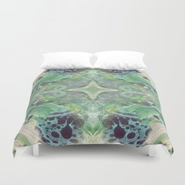 Abstract Texture Duvet Cover