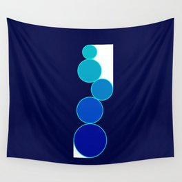 Only Circles Wall Tapestry