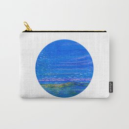 Blue landscape I Carry-All Pouch