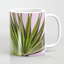 Palm on Lavender Coffee Mug