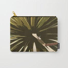 Soap Yucca Abstract Carry-All Pouch