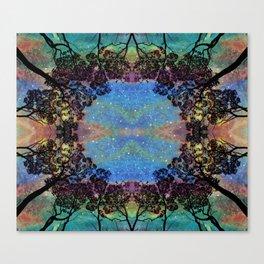 Aurora Grove Canvas Print