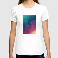 circles T-shirts featuring Circles by Beehive Dezines